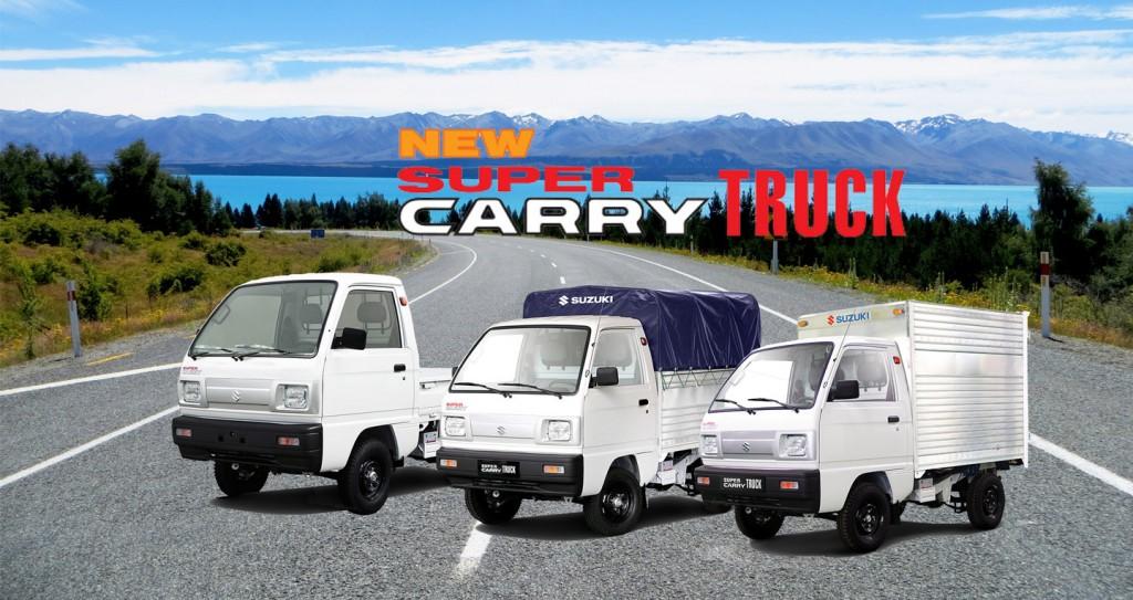 SUZUKI CARRY TRUCK 50KG